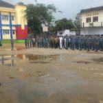Apel Pagi Bersama Kopassus Serang Banten