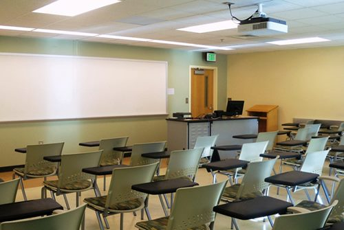 Ruang Kelas SMK Negeri 3 Pandeglang